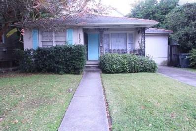 5607 Laurel Street, New Orleans, LA 70115 - #: 2182570