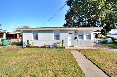 213 Jade Avenue, Metairie, LA 70003 - MLS#: 2182883