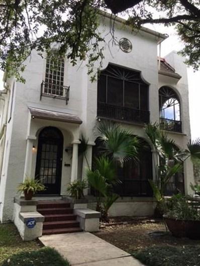 5401 Fontainbleau Drive UNIT Lower, New Orleans, LA 70115 - #: 2182997