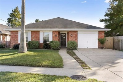 3968 Bellview Street, Metairie, LA 70002 - MLS#: 2183515