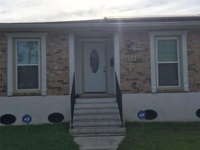 612 Oakwood Drive, Terrytown, LA 70056 - MLS#: 2184003