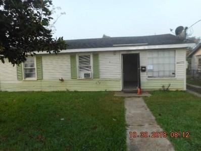 2808 Rose Drive, Gretna, LA 70053 - MLS#: 2184070