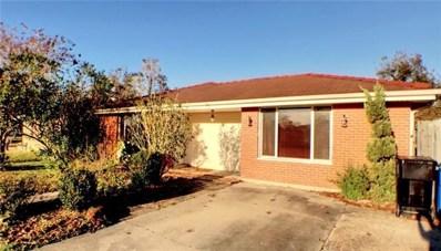 7509 Mercury Drive, Violet, LA 70092 - MLS#: 2184085