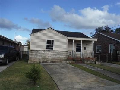 417 Wallace Drive, New Orleans, LA 70122 - MLS#: 2184364