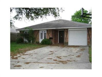 5013 Jeannette Drive, Metairie, LA 70003 - MLS#: 2184439
