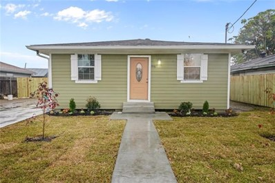 3116 Bainbridge Street, Kenner, LA 70065 - #: 2184488