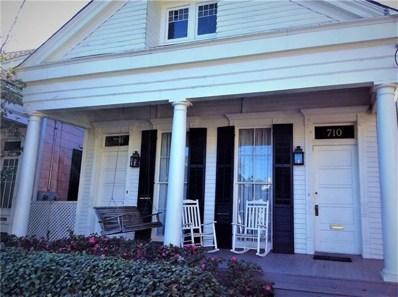 710 Eleonore Street, New Orleans, LA 70115 - MLS#: 2185433