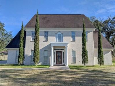 433 Oak Tree Road, Belle Chasse, LA 70037 - MLS#: 2185520