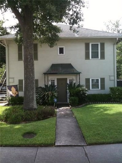 102 Friedrichs Avenue UNIT C, Metairie, LA 70005 - #: 2185534