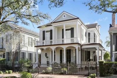 1467 Nashville Avenue, New Orleans, LA 70115 - #: 2185640