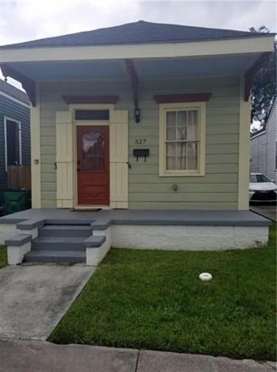 527 4TH Street, Gretna, LA 70053 - MLS#: 2185997