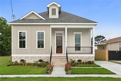 5348 Pasteur Boulevard, New Orleans, LA 70122 - MLS#: 2186277