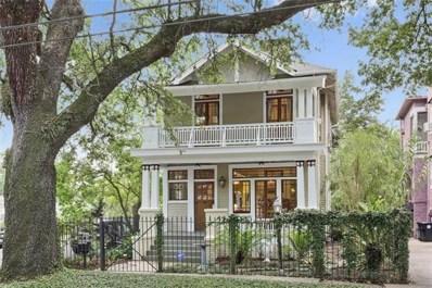1637 S Carrollton Avenue, New Orleans, LA 70118 - MLS#: 2186463