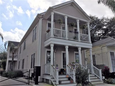 2836 Constance Street UNIT F, New Orleans, LA 70115 - MLS#: 2187061