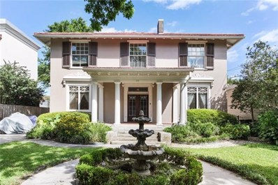 1319 Eleonore Street, New Orleans, LA 70115 - #: 2187123