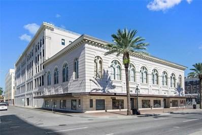 1201 Canal Street UNIT 522, New Orleans, LA 70112 - MLS#: 2187157