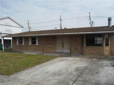200 Jamie Boulevard, Avondale, LA 70094 - MLS#: 2187498