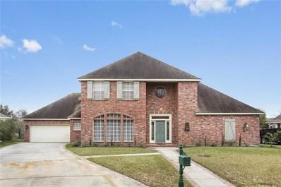 96 Lakewood Estates Drive, New Orleans, LA 70131 - #: 2187546