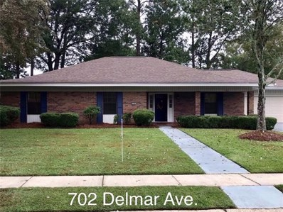 702 Del Mar Boulevard, Hammond, LA 70403 - MLS#: 2187792