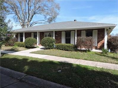 2101 Harvard Lane, Terrytown, LA 70056 - MLS#: 2188611
