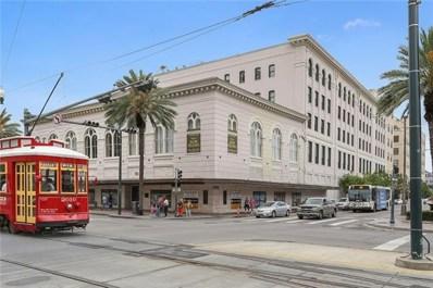 1201 Canal Street UNIT 366, New Orleans, LA 70112 - MLS#: 2188954