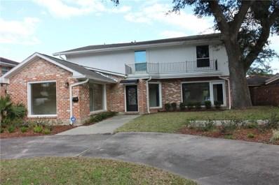 5351 Bellaire Drive, New Orleans, LA 70124 - #: 2189022