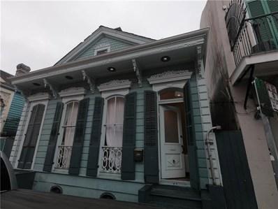 811 St Peter Street UNIT 811, New Orleans, LA 70116 - MLS#: 2189603