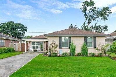 1804 Frankel Avenue, Metairie, LA 70003 - MLS#: 2189668