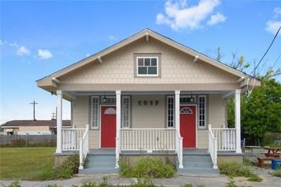 1517 S White Street, New Orleans, LA 70125 - MLS#: 2189706