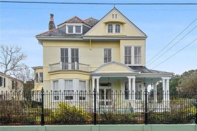 2362 Camp Street, New Orleans, LA 70130 - #: 2190175