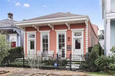 836 Fourth Street, New Orleans, LA 70115 - #: 2190211