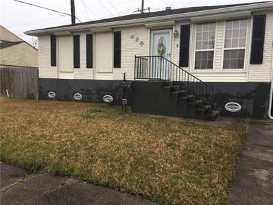 628 Ruth Drive, Avondale, LA 70094 - #: 2190293