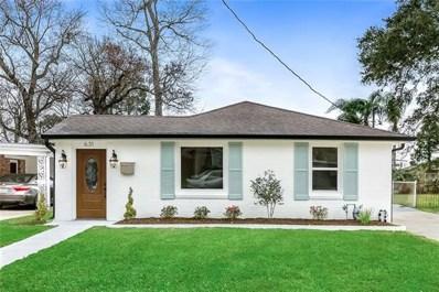 631 Grove Avenue, Harahan, LA 70123 - #: 2190485