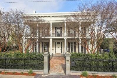 2507 Prytania Street, New Orleans, LA 70130 - #: 2190621