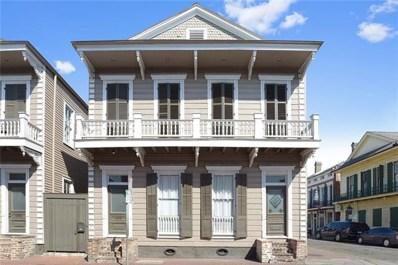 641 Dauphine Street UNIT 641, New Orleans, LA 70116 - MLS#: 2190775