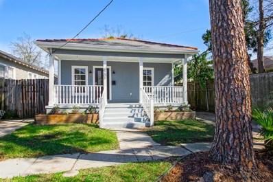 6203 S Rocheblave Street, New Orleans, LA 70125 - #: 2191354
