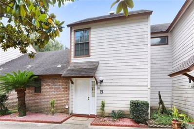 1500 West Esplanade Avenue UNIT 10B, Kenner, LA 70065 - #: 2191536