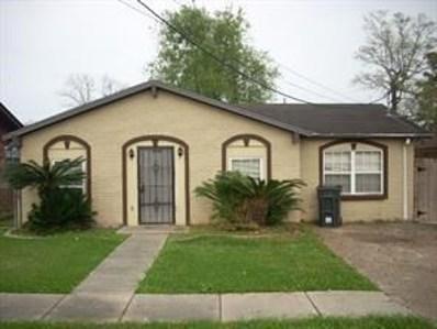 7537 Devine Avenue, New Orleans, LA 70127 - MLS#: 2191696