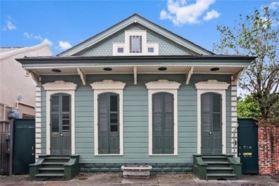 718 Ursulines Street UNIT A, New Orleans, LA 70116 - MLS#: 2191851