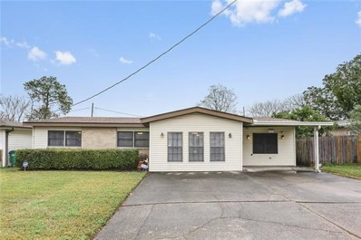 1913 David Drive, Metairie, LA 70003 - MLS#: 2191989