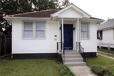 2108 Neely Street, Jefferson, LA 70121 - MLS#: 2192875