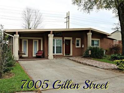7005 Gillen Street, Metairie, LA 70003 - #: 2193019