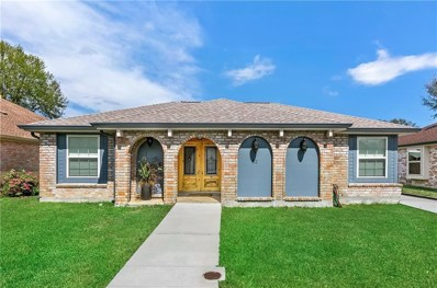 62 Madrid Avenue, Kenner, LA 70065 - MLS#: 2193204