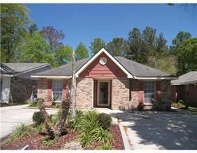 38 Cypress Meadow Loop, Slidell, LA 70460 - MLS#: 2193746