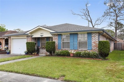 913 Michigan Avenue, Metairie, LA 70003 - #: 2194213
