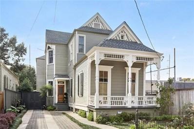 5926 Constance Street, New Orleans, LA 70115 - MLS#: 2195400