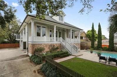 10 Finch Street, New Orleans, LA 70124 - #: 2195559