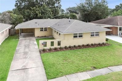 1801 Hall Avenue, Metairie, LA 70003 - MLS#: 2196537