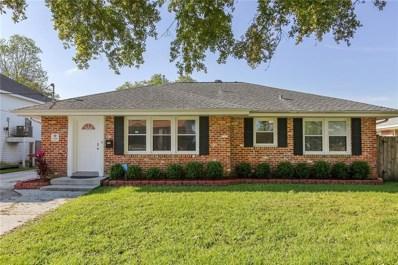 1518 Burbank Drive, New Orleans, LA 70122 - MLS#: 2196651