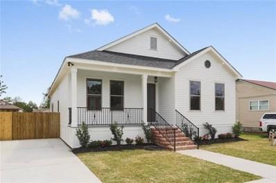 6017 Eads Street, New Orleans, LA 70122 - MLS#: 2196795